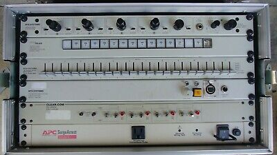 RTS 4003 IFB System  IFB 12 position control station for 12 IFB, 3SA