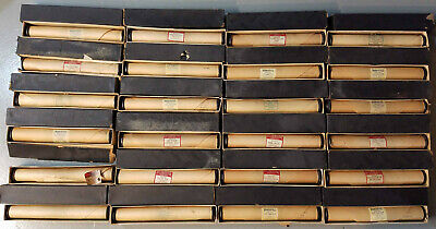 Lot of 24 Player Piano Rolls/Scrolls - Vintage - See Description For Titles
