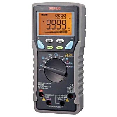 sanwa PC-710 Digital Multimeter PC connection type From Japan EMS