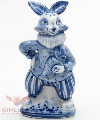 Boxing Hare Sculpture Animal Figurine Gift NEW Boxed Hand Painted Bowbrook 04002