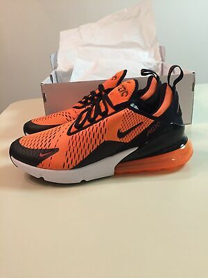 ae45bfa261 Nike Air Max 270 Total Orange / Black-White SF Giants BV2517 800 Men's Size