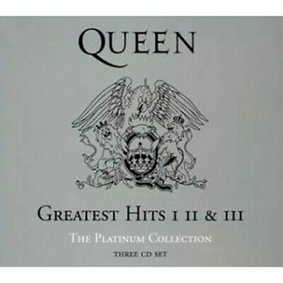 063735 Queen - Platinum Collection (3 Cd) (CD)