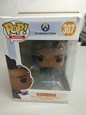 Funko POP! Figure Overwatch Sombra #307