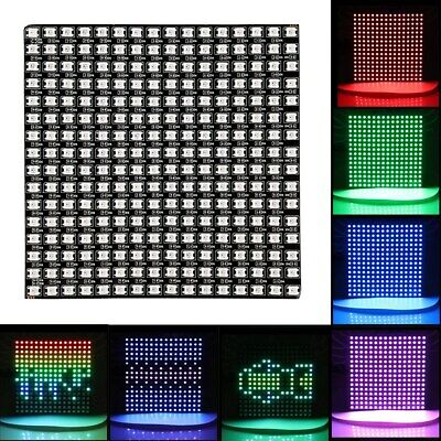 RGB 16*16 Pixels High Bright LED Display Scree Matrix Panel Digital Flexible