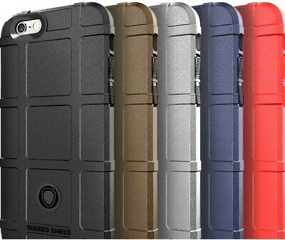 Rugged Shield Field Case for apple iphone 6/6S/6 Plus/6s Plus Case Shockproof
