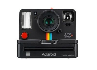 NEW Polaroid Originals ONESTEP PLUS Instant Camera-BLACK JAPAN F / S