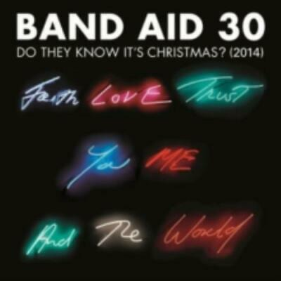 Band Aid 30: Do They Know Its Christmas? (2014) =CD=