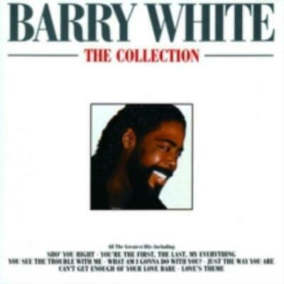 Barry White: The Collection =CD=