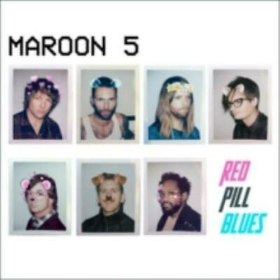 Maroon 5: Red Pill Blues =CD=