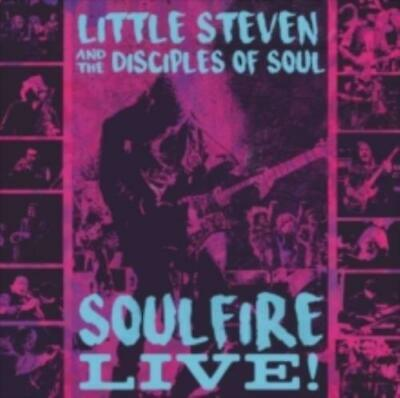 Little Steven and the Disciples of Soul: Soulfire Live! =CD=