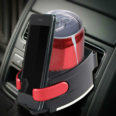 1Pc Auto Car Air Vent Cell Phone Cup Mount Holder Bracket for Bottle Drink Cup
