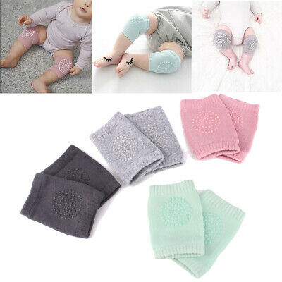 Baby Knee Pad Kids Safety Crawling Elbow Cushion Protect Baby Nonslip Knee Cap