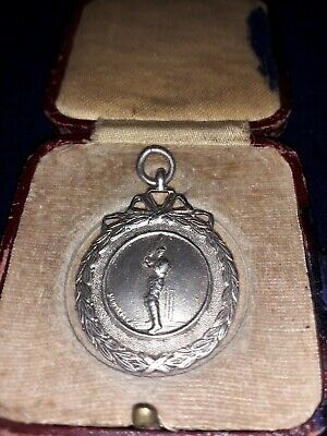 Silver Cased Pocket Watch Fob