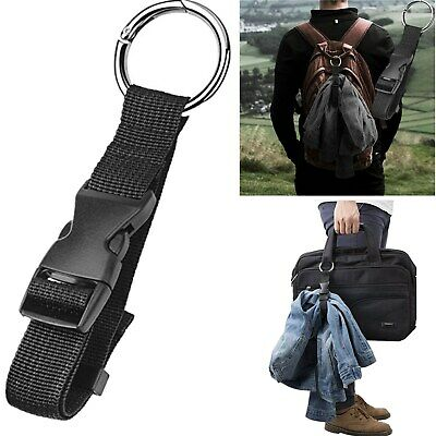 Adjustable Add-A-Bag Luggage Strap Gripper Travel Baggage Suitcase Straps Belts