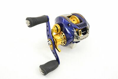 70e30260a80 Used Daiwa TD Zillion PE Special 100H right casting reel free ship from  Japan 70