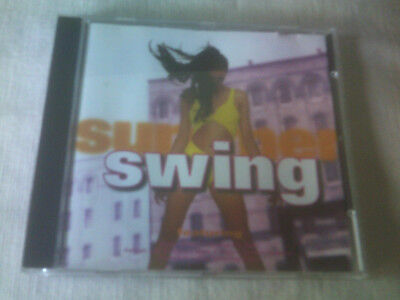 Summer Swing - 20 Track R&B Cd Album - Aaliyah/R.kelly/Jodeci/Eternal/Brandy