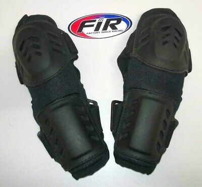 Kids Fir Knee Elbow Pads Mx Motocross Bmx