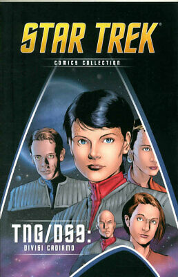 fumetto  STAR TREK COMICS COLLECTION GAZZETTA DELLO SPORT numero 22
