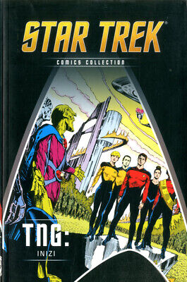fumetto  STAR TREK COMICS COLLECTION GAZZETTA DELLO SPORT numero 27