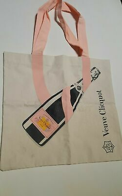 Veuve Clicquot Champagne Tote Bag Rare Rose Colourway New In  Polybag