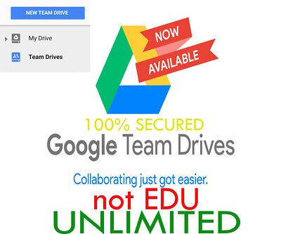 Google Drive [Unlimited Storage] On Existing Account [Lifetime] 100% Safe