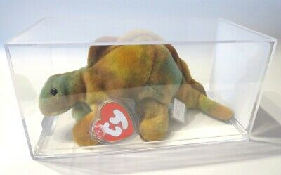 "Authenticated Ty Beanie Baby 3rd / 1st Gen Steg ""STUNNING COLORS"" MWMT MQ RARE!"