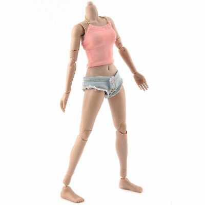 VERYCOOL 1//6 Mid Bust Female Body FX02-C 12/'/' Figure MEDIUM TAN//ASIAN Skin