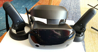 Samsung HMD Odyssey VR Headset Brille Virtual Reality WMR Windows Mixed Reality