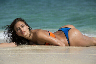 A Irina Shayk Sexy Body At The Sea.JPG 8x10 Picture Celebrity Print