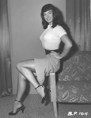 A Bettie Page Legs On A Couch 8x10 Picture Celebrity Print