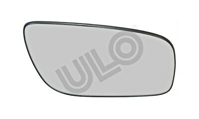 Right Side Mirror Glass Offside Aspherical Fits BMW E60 51167065082 ULO OEM