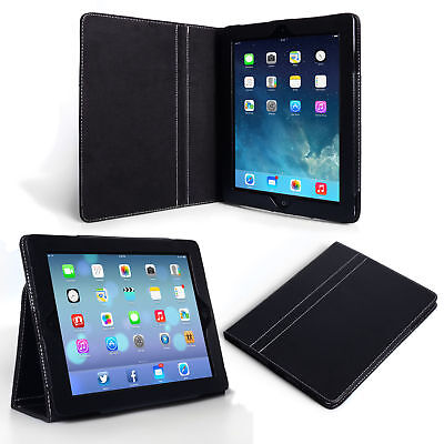 Caseflex PU Leather Magnetic Flip Stand Case for Apple iPad Air 1st Generation