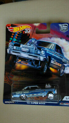 2018 HOT WHEELS DRAG STRIP DEMONS '66 SUPER NOVA / Car Culture