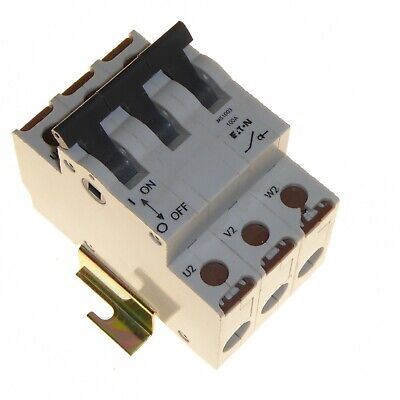 EATON MS1003 100A Main switch 3 pole disconnector with mounting kit 100 Amp