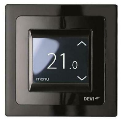 DEVIreg 140F1069 Touch Screen Programmable Thermostat Underfloor Tile Heating