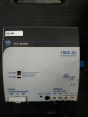 Allen bradley Power Unit 1606 XL 240 Ep