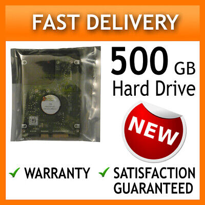 500Gb Laptop Hard Drive Hdd Disk For Msi Cr42 2M, Cr43 6M, Cr61 0M, Cr62 6Ml