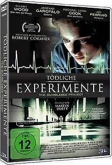 Tödliche Experimente  The Bumblebee Project (DVD)...   DVD   condition very good
