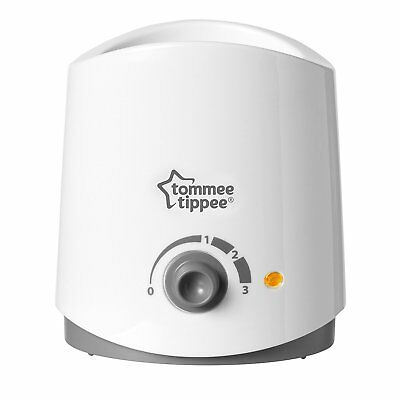 Tommee Tippee Closer To Nature Electric Bottle & Food Warmer (White)