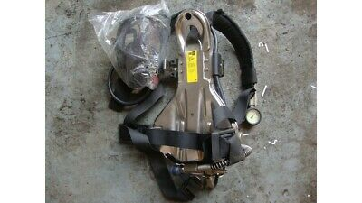 Sabre Centurion open circuit positive pressure self contained air apparatus