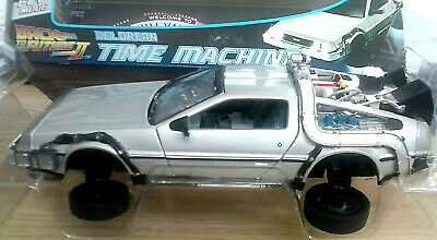 Welly 1:24 Auto De Lorean Ritorno Al Futuro Ii  Back To The Future Ii  Art 22441