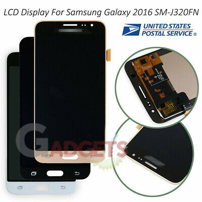 For Samsung Galaxy J3 2016 J320A Touch Screen LCD Replacement Digitizer A+++++