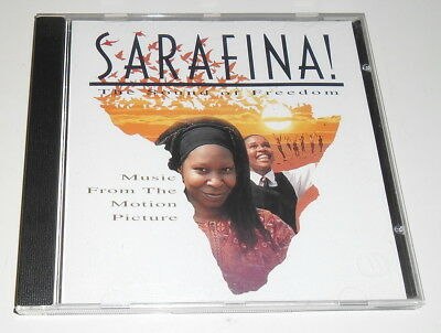 Music From The Motion Picture Sarafina! The Sound Of Freedom - 1992 Uk Cd Album