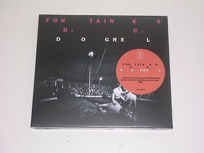 Fontaines D.c. - Dogrel Cd Mint/sealed + Free Uk P&p