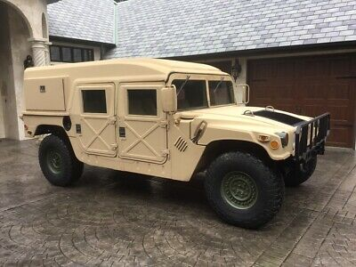 AM General Humvee 1987 super condition- COLD AC!-hard top-xdoors ALABAMA TITLE