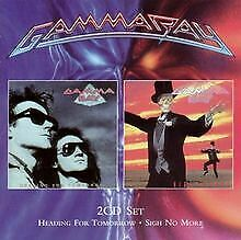 Heading for Tomorrow/Sigh No More by Gamma Ray | CD | condition good