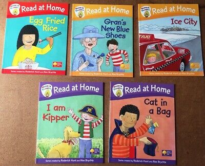 Oxford Reading Tree Floppy's Phonics - Read at Home