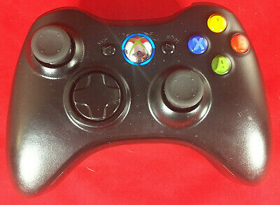 LED Modded Official Microsoft  Xbox 360 Wireless Controller Refurbished OEM