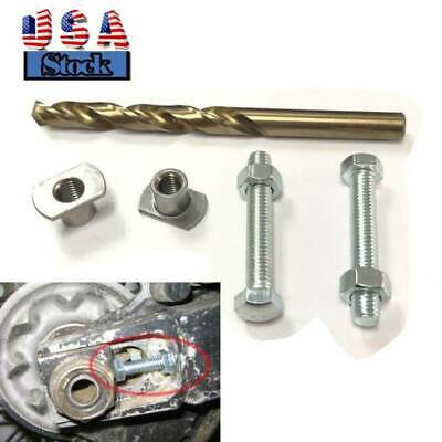 Motorcycle Accessories & Parts 2019 Latest Design For Kx65 Kx80 Kx85 Kx100 Kx125 Kx500 Kx250f 450f Chain Adjuster Bolt Replacement Sab-20 Swing Arm Buddy 2 Bolt Repair Kit Saver Automobiles & Motorcycles