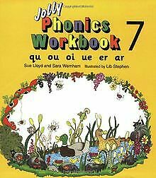 Jolly Phonics Workbook: 7 | Book | condition good
